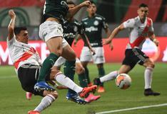 River Plate perdió 3-2 en el global ante Palmeiras por semifinales de la Copa Libertadores | Resumen y goles