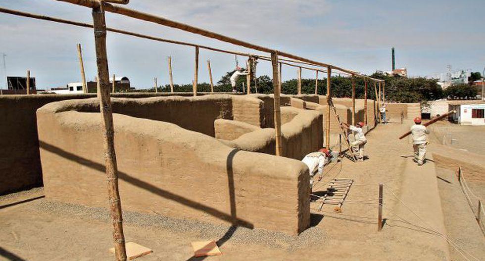 El Niño: lluvias ponen en riesgo a sitios arqueológicos