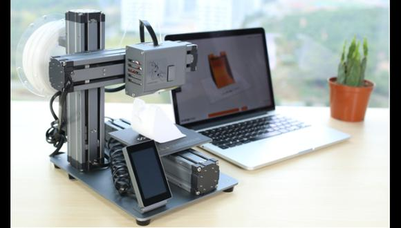 Snapmaker es la impresora 3D que todos quieren tener