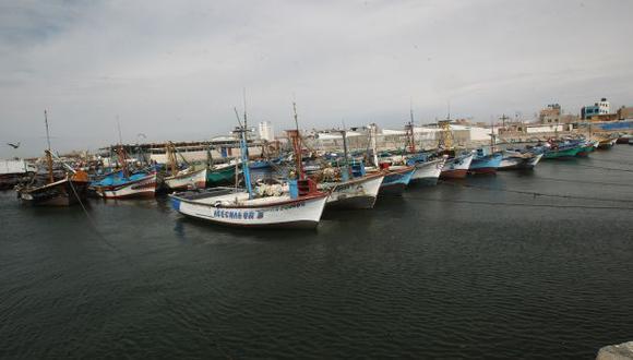 Pescadores artesanales realizaron marcha de protesta en Pisco