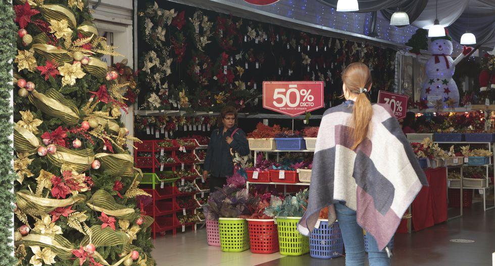 Las tiendas por departamento y centros comerciales serán los principales canales de compra. (Foto: GEC)