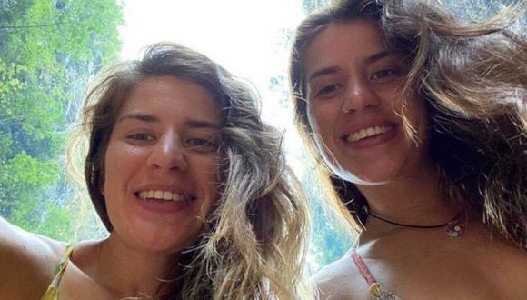 Las gemelas estaban nadando en una laguna en México cuando un cocodrilo atacó a una de ellas. (GEORGIA LAURIE).