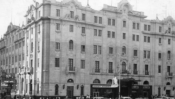 Hotel Bolívar, un viaje en el tiempo que llegó a su final