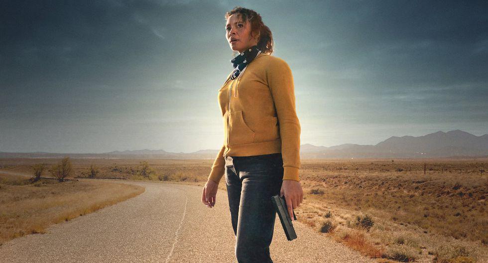 """""""Rattlesnake"""", película - 25 de octubre. Foto: Netflix."""