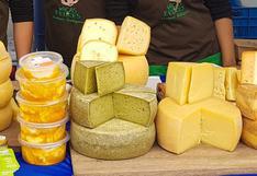 Fiesta del queso, una iniciativa para promover la cultura quesera