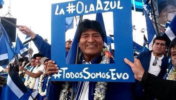 Evo Morales conquistó Santa Cruz, el mayor bastión opositor