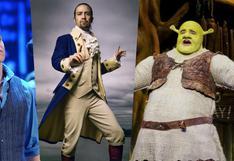 """""""Hamilton"""" y otros musicales en streaming para una maratón 'teatrera'"""