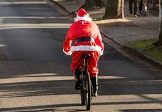 Santa Claus a favor de la venta de marihuana en el Polo Norte