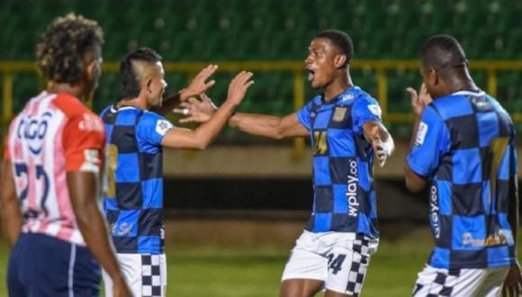 Boyacá Chicó se llevó la victoria en casa ante Junior