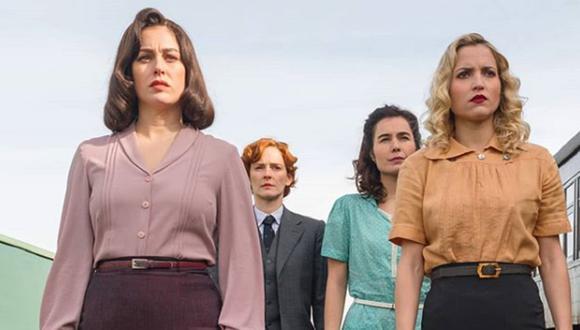 Las chicas del cable llegó a su final y Blanca Suárez ha revelado que grabó un final alternativo y que no fue incluida en el último episodio (Foto: Netflix)