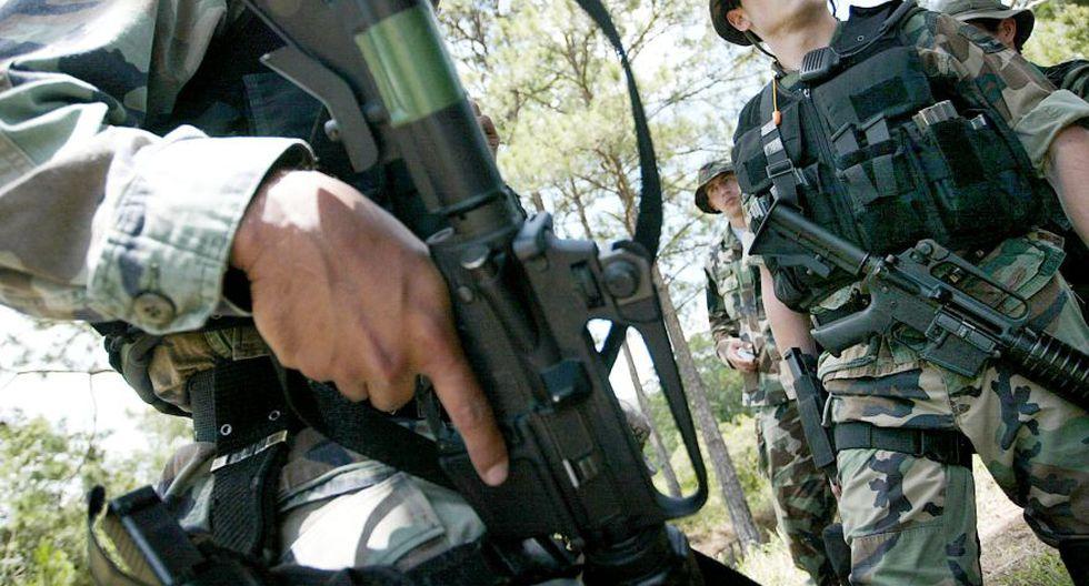 Militares en la calle, la criticada propuesta que irá a plebiscito en Uruguay. (Foto referencial: AFP)