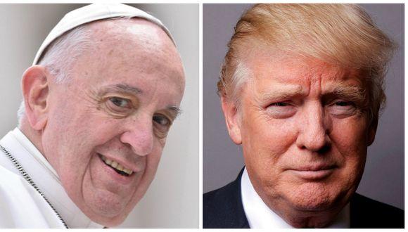 El papa Francisco recibirá a Donald Trump el 24 de mayo