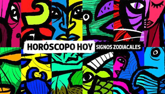 Horóscopo de hoy: conoce lo que te deparan las estrellas en el amor y el trabajo, según los signos del zodiaco. (Fuente: El Comercio)