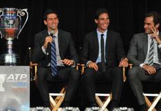 Nadal, Federer y Djokovic crean fondo para ayudar a los tenistas afectados por la crisis del coronavirus
