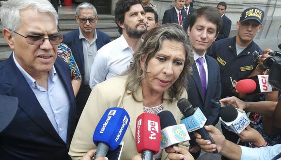 El Partido Morado contará con nueve legisladores en el nuevo Congreso. (Foto: Andina)