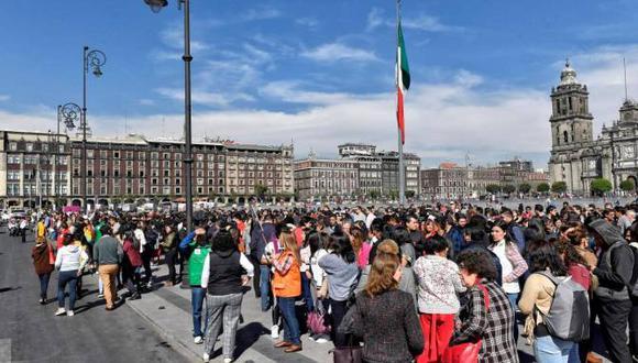 Para el Estado de México se pronostica una temperatura máxima de 23 a 25°C y mínima de 1 a 3°C. (Foto: EFE)