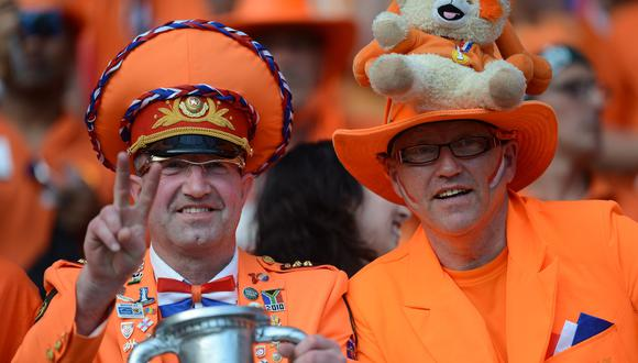 Holanda ahora se llama de manera oficial Países Bajos. (Photo by Patrick HERTZOG / AFP).