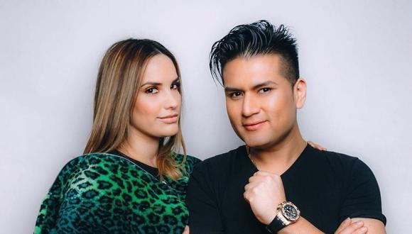 Deyvis Orosco le pidió matrimonio a Cassandra Sánchez De Lamadrid. (Foto: @casemaze)