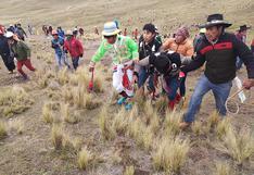 Cusco: se realizó el tradicional Chiaraje pese a prohibición dictada por las autoridades | FOTOS