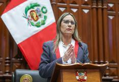 Con María del Carmen Alva, Acción Popular vuelve a dirigir el Congreso tras crisis de noviembre