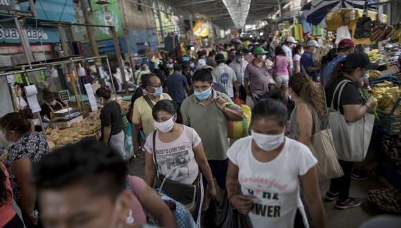 Mercados atenderán más tiempo para evitar aglomeraciones (Fotos: Anthony Niño de Guzmán \ GEC)