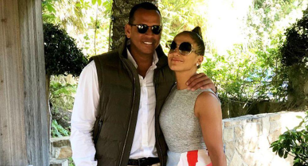 Jennifer Lopez y Alex Rodríguez han formado una relación sólida en Hollywood. (Foto: Instagram)