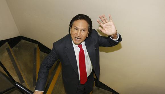Alejandro Toledo también es investigado por el caso Camargo y Correa (Foto: Archivo Grupo El Comercio)