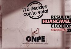 Resultados Huancavelica Elecciones 2021: Pedro Castillo encabeza la votación en la región, según el conteo de la ONPE al 99.543%