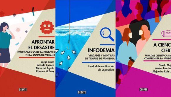 Los cinco 'ebooks' serán publicados semanalmente.