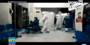 Coronavirus en Perú: dan de alta a paciente con Covid-19 en Huaraz