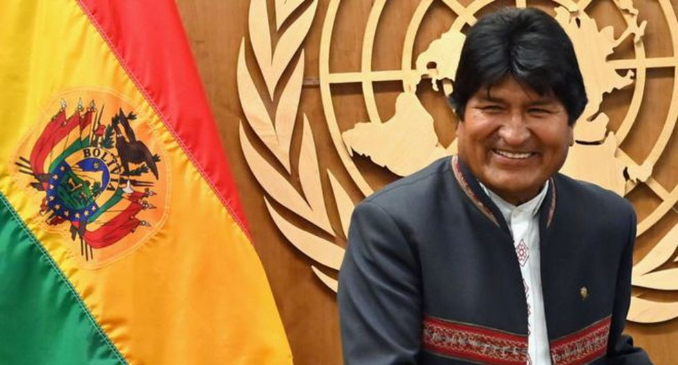 Evo Morales lleva 13 años en el gobierno de Bolivia. (Foto: Getty Images, via BBC Mundo)
