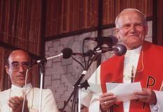 Cuando Juan Pablo II visitó el Perú