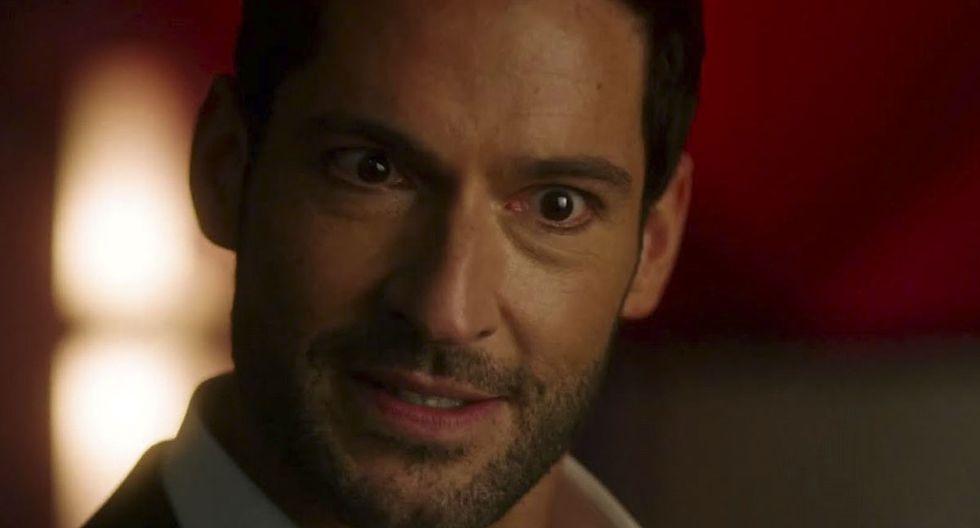 """Lucifer apareció en """"Crisis en Tierras Infinitas"""" (Foto: The CW)"""