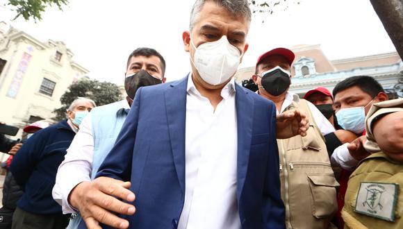 Julio Guzmán es investigado por el equipo especial Lava Jato. (Foto:  Archivo de GEC)