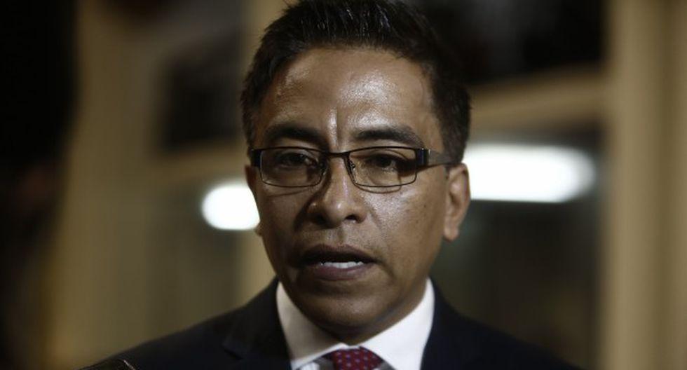 Roberto Vieira fue acusado por su primo de solicitarle US$20,000 a cambio de levantarle la sanción que le había impuesto el Ministerio de la Producción. (Foto: GEC)