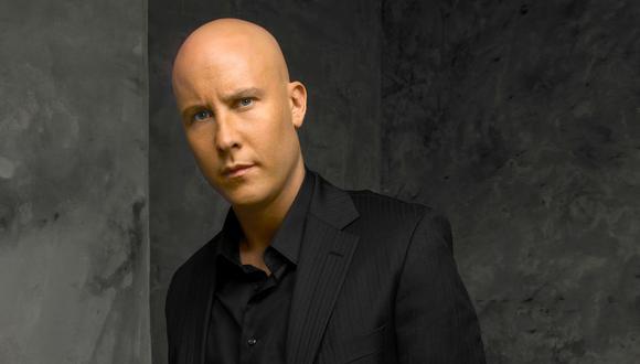 "Michael Rosenbaum como Lex Luthor en ""Smallville"". (Foto: The CW)"