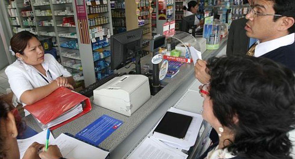 Afiliados al SIS recibirán medicinas en farmacias privadas