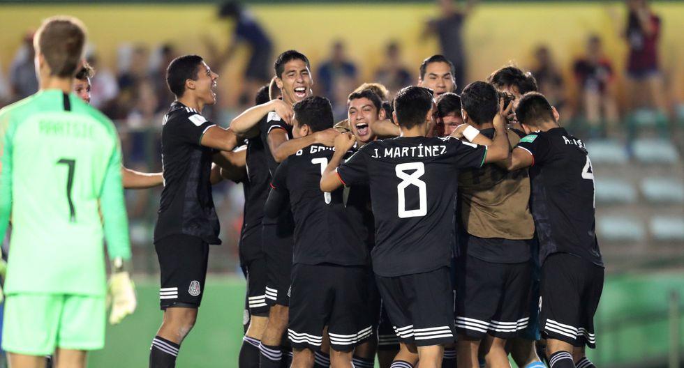 México clasificó a la final del Mundial y espera al ganador de Brasil o Francia. (Foto: Reuters)