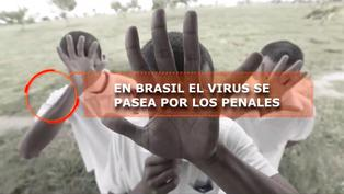 Hacinamiento y pandemia: La pesadilla de las cárceles en Latinoamérica