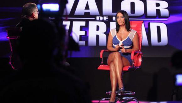 """""""El valor de la verdad"""": Mariella Zanetti es la nueva invitada"""