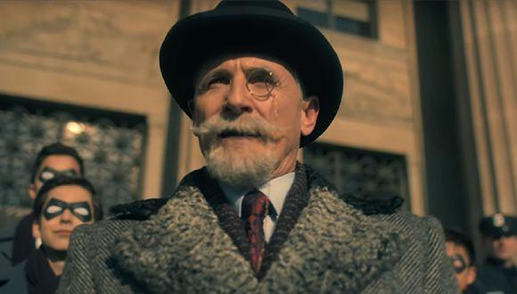 """¿Por qué Reginald Hargreeves fundó la Academia Sparrow en lugar de """"The Umbrella Academy""""? (Foto: Netflix)"""
