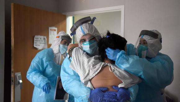 Coronavirus en Estados Unidos | Últimas noticias | Último minuto: reporte de infectados y muertos hoy, viernes 1 de enero del 2021 | Covid-19. (Foto: REUTERS/Callaghan O'Hare).