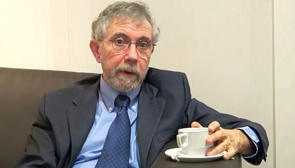 Paul Krugman expone hoy en Lima sobre competitividad