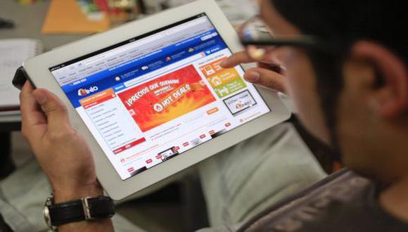 Se recomienda realizar compras en tiendas domiciliadas en el Perú. (Foto: Difusión)