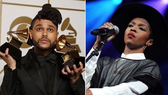Grammy 2016: Lauryn Hill dejó plantado a The Weeknd