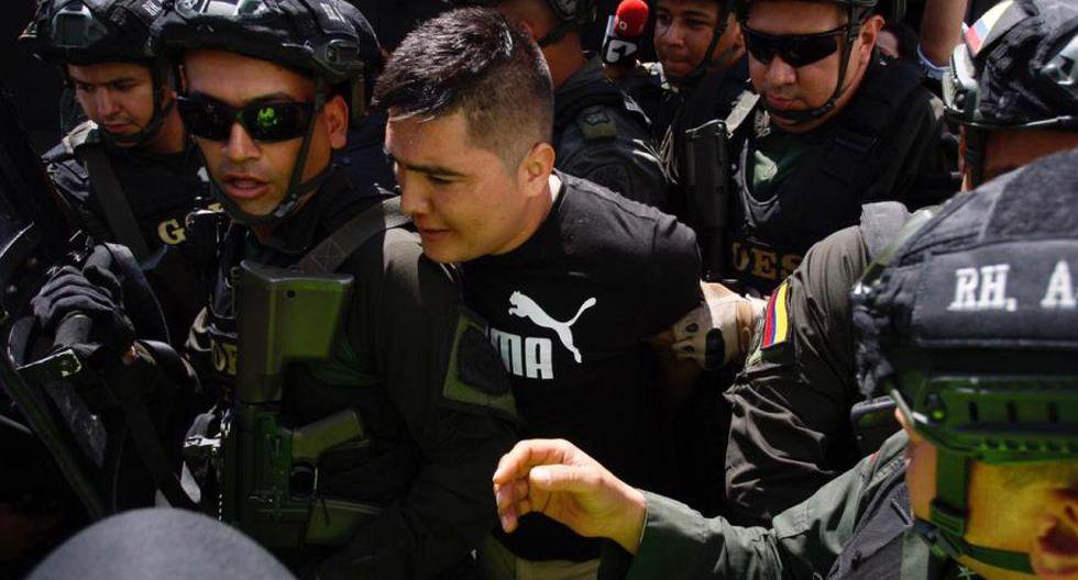 """Ilse Ojeda: Capturan a Juan Valderrama, novio de la chilena desaparecida en Colombia. (""""El Tiempo"""", GDA)."""