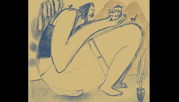 'El sueño de la casa propia', por Lorena Salmón. (Ilustración: Nadia Santos)