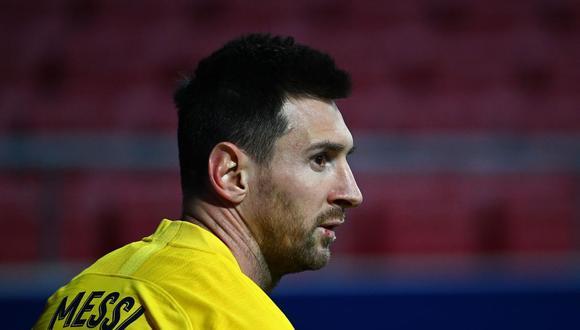 Pablo Zabaleta desea ver a Lionel Messi en Manchester City. (Foto: AFP)