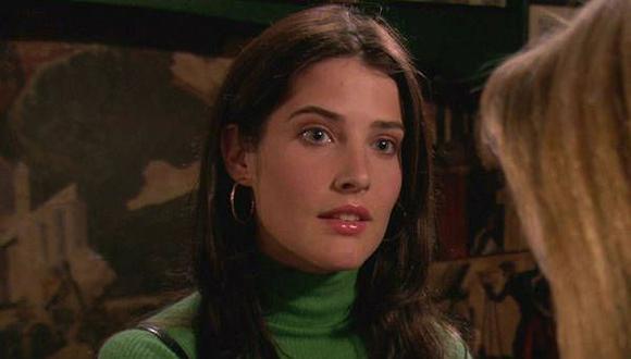 Robin Scherbatsky fue interpretada por la actriz Cobie Smulders Foto: CBS)
