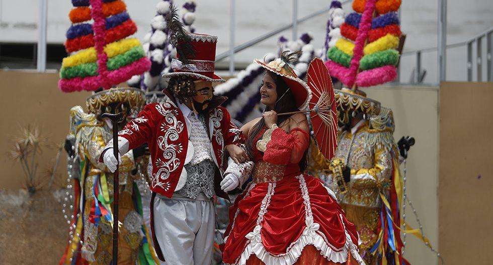 La dama y el turco representan a los hacendados.